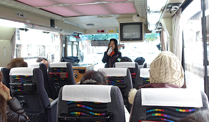 奈良自由行經典名勝奈良交通巴士